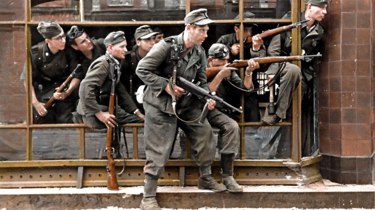 Niemcy dokonywali licznych zbrodni podczas okupacji Polski (fot. IPN)