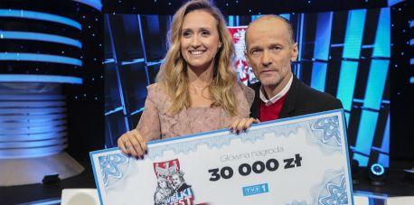 """Anna Gzyra i Robert Czebotar wygrali """"Wielki Test o Jagiellonach"""""""